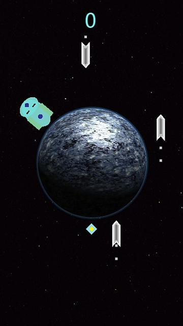 Space Rain - Avoid the Falling Stars!-new-screenshot-2.jpg