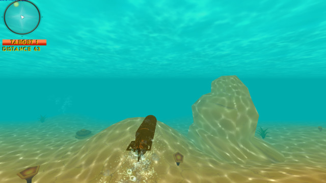Sea on Fire - Submarine Wars (3D Arcade)-s1.jpeg