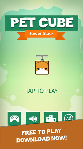 Pet Cube: Tower Stack - New Released game on the App Store today!-screen322x572-1-.jpeg