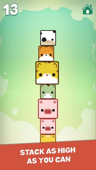 Pet Cube: Tower Stack - New Released game on the App Store today!-screen322x572.jpeg