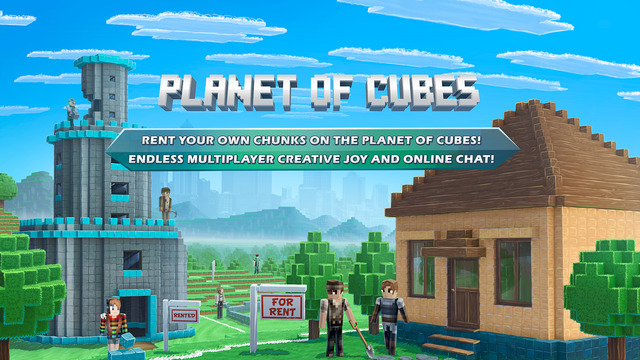 Planet of Cubes v2.3 [iOS Universal] - alt=