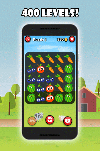 Farm Puzzle Heroes  - Harvest your crops-ss1.png