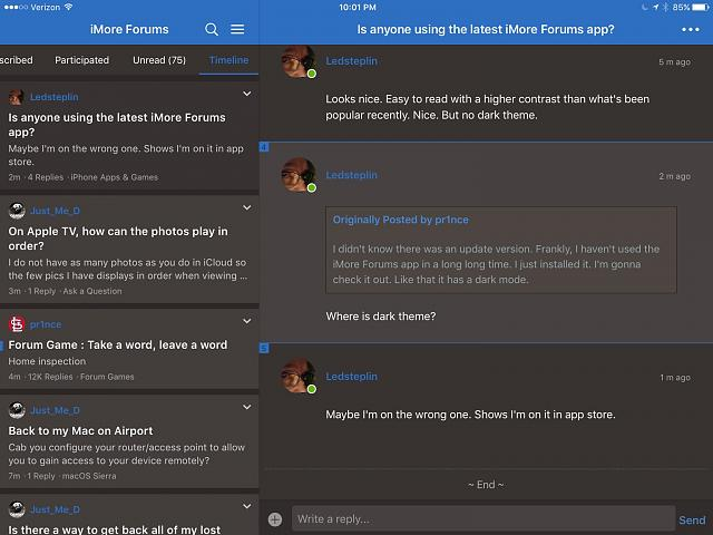 Is anyone using the latest iMore Forums app?-img_1468807323.280332.jpg
