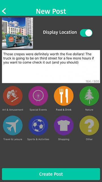 Blix - a simple way to discover what special events are going on nearby-screen696x696.jpeg