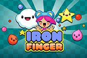 IRON FINGER - Mini Arcade Games (iPhone/iPad)-180x120.png