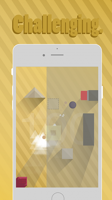 Surreality - A Minimalist Puzzle Game!-3-challenging.png