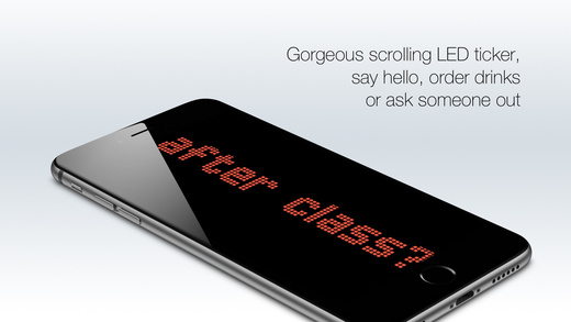 LED Text - gorgeous banner LED/LCD message display app-screen520x924.jpeg