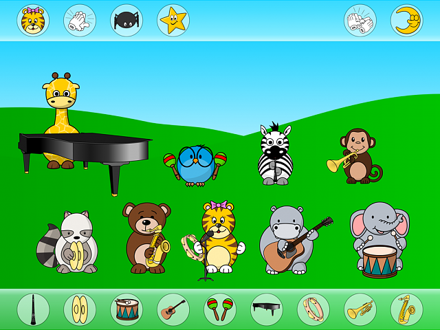 Happy Band-New music game for kids! FREE promo code-happy-band-print-screen-web.png