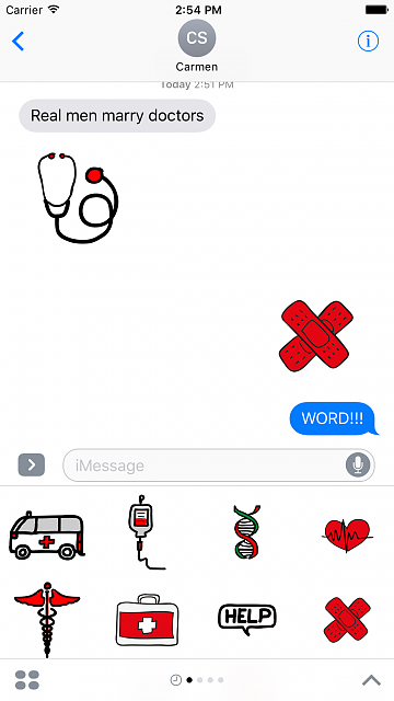 Med Stickers - Stickers for iMessage-552.png
