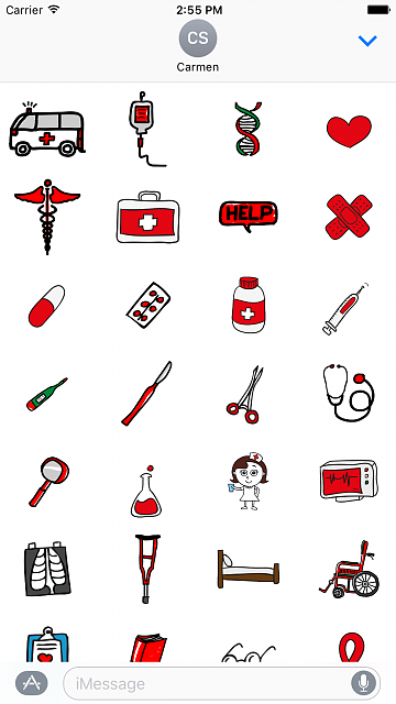 Med Stickers - Stickers for iMessage-553.png