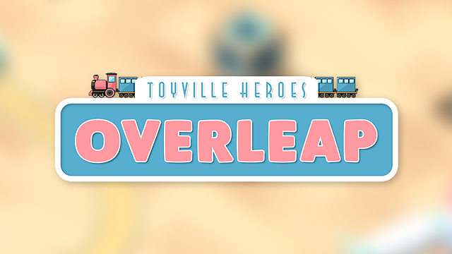 Toyville Heroes: Overleap - endless jumping arcade (Updated)-promo1.png