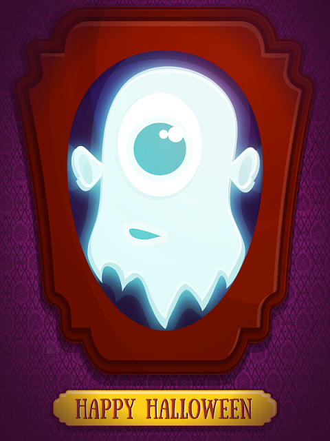 Shuttle Shuffle - free puzzle game-happy-halloween-ghost-2..png