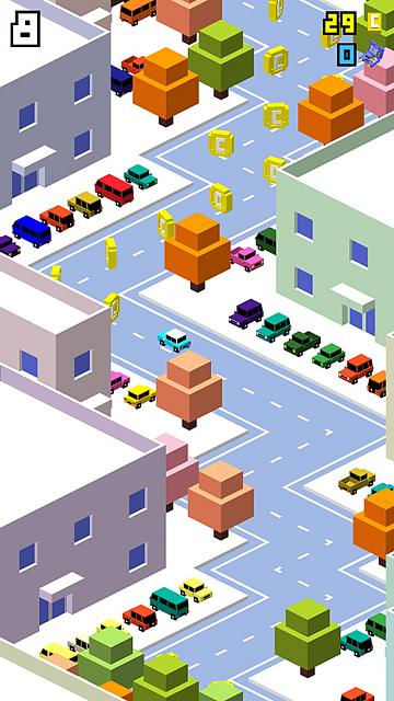 Tap Tap Driver - An Endless Driving Game On A ZigZag Road [Free]-sample_screenshot.jpg