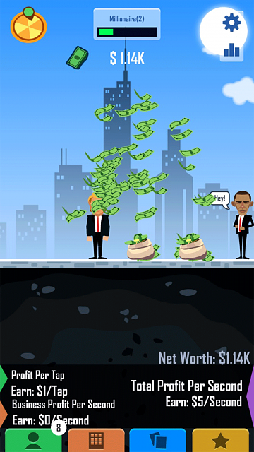 Make Yourself Rich Again-Tapping game of the week from individual developer-5.5.6.png