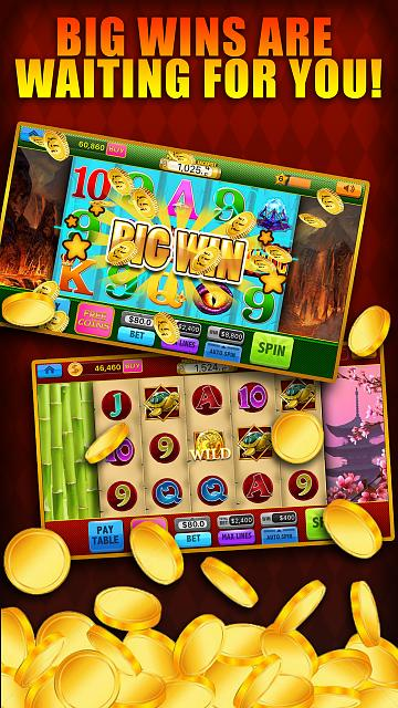 Wild Slots - Panda, Dragons, Buffalo and more-iphone3.jpg