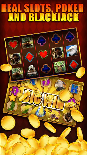 Wild Slots - Panda, Dragons, Buffalo and more-iphone5.jpg