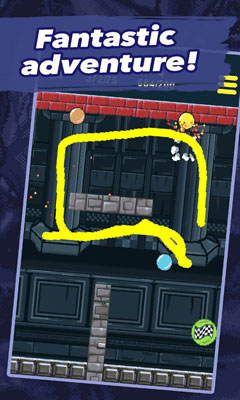 Draw a line adventure [GAME]-screen1m.jpg