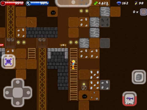 Treasure Miner 2 - A new mining adventure-screen2-480.jpg