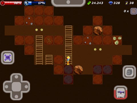 Treasure Miner 2 - A new mining adventure-screen3-480.jpg