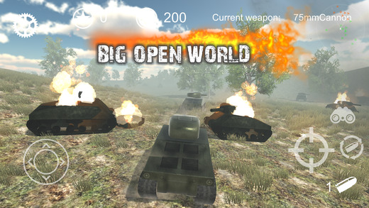 Realistic Battle Tank - 3D open world battle tank simulator.-screen520x924.jpeg