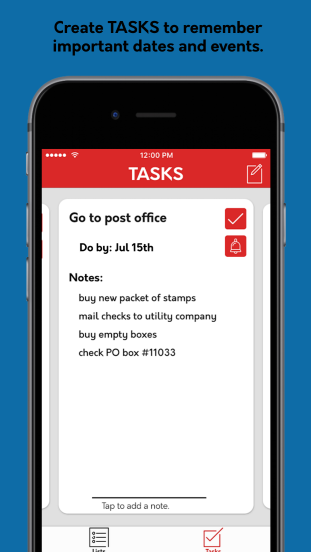 Jot: The Simple List and Task Manager-taskscreen.png