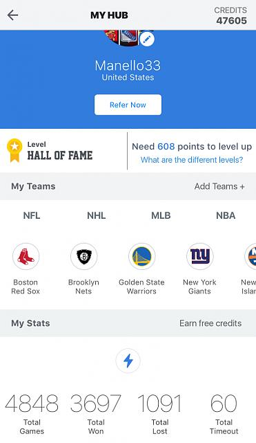 Kroo Sports App - News, Trivia, Predictions, Fantasy, Rewards (FREE Game Tickets)-hub.jpg