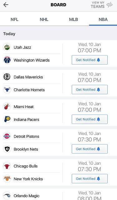 Kroo Sports App - News, Trivia, Predictions, Fantasy, Rewards (FREE Game Tickets)-board.jpg