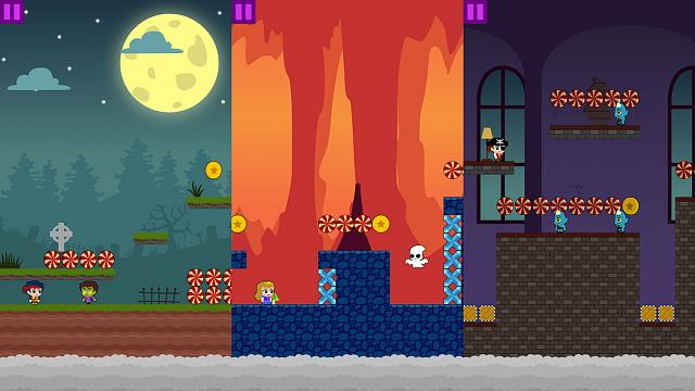 Super Ninja Boy Run [free universal game]-combination.jpg