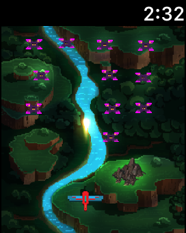 Wing Shooter: real lightning shooter on Apple Watch (by Cakeogame)-img_2466.png