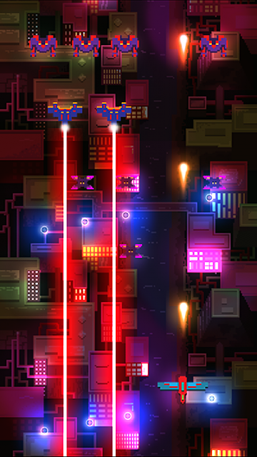 Wing Shooter: real lightning shooter on Apple Watch (by Cakeogame)-forum_wing_shooter.png