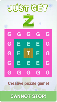 Just Get Z - an alphabet puzzle game for you and your family!-justgetz.png