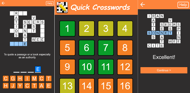 Quick Crosswords [Game][Free]-promo.png