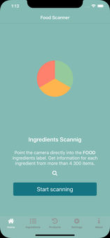 Food Ingredients Scanner - We are what we eat [FREE, iOS]-157x0w.jpg