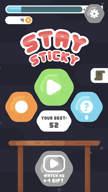 Feedback (IOS and Android) Mobile casual game 'Stay Sticky'-img_8931.png