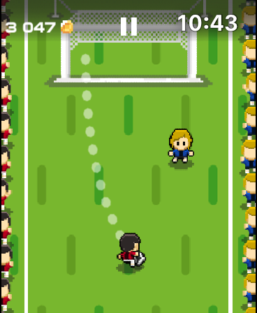 Soccer Dribble Cup: football game for Apple Watch (by Cakeogame)-w1.png