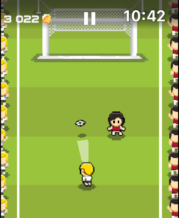 Soccer Dribble Cup: football game for Apple Watch (by Cakeogame)-w2.png