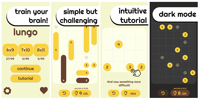 Lungo - Logic Game 🧠 [FREE] [GAME]-screenshot-2020-09-14-215140.png