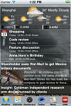 InfoCenter: a multiple widgets desktop app for your iphone-main.png