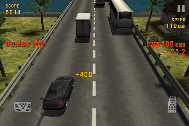 Traffic Racer is out! [Universal]-ss2.png