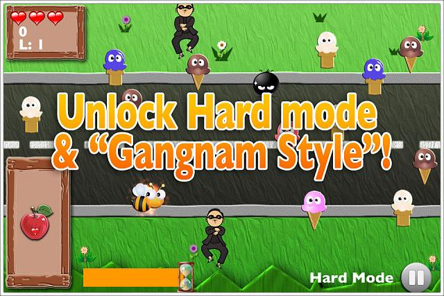 Mega Bee - Fast collection arcade game. My FREE debut indie title!-ss-gangnam.jpg