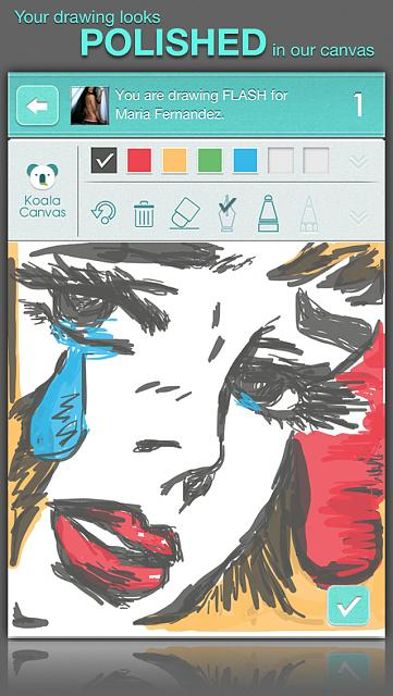 Drawing Puzzles + Social networking App (Free)-screenshot_1016-1.jpg