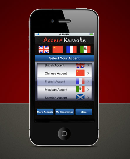 [FREE] Accent Karaoke - Think You Can Imitate Foreign Accents?-accent-karaoke-screenshot-1.jpg