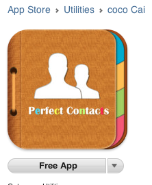 【FREE for a day】Perfect Contacts - Managing Contacts And Reminders-free-app.png