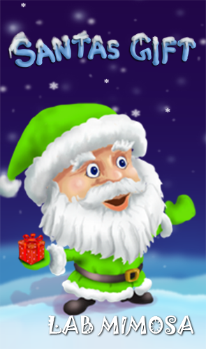 Santas Gift - Christmas Game-green_santa2.png