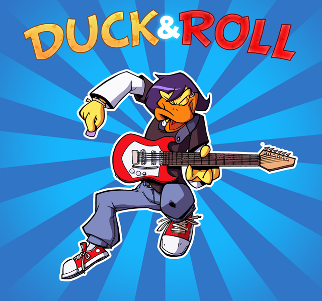 I Wanna Duck & Roll All Night, and Tap Every Day on iOS-duck_roll_logo_small.png