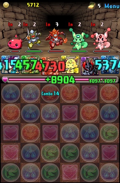 Puzzle and Dragons: An action pack puzzle quest.-photo.jpg