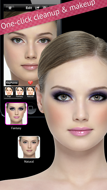 Perfect365: one-tap makeover, support iPhone5 & iOS6-02.png