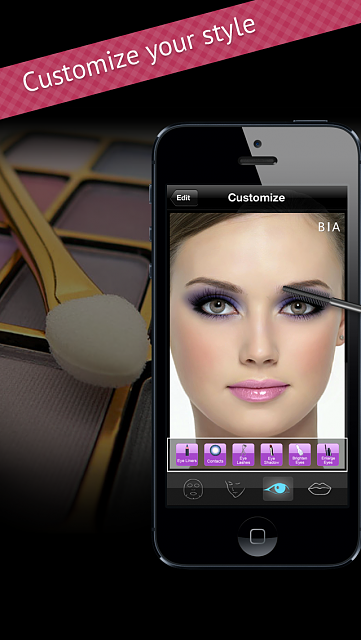 Perfect365: one-tap makeover, support iPhone5 & iOS6-04.png