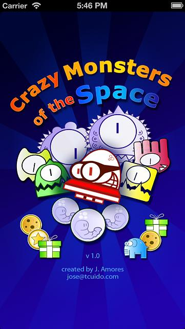 Crazy Monsters of the Space-screenshot1.jpg