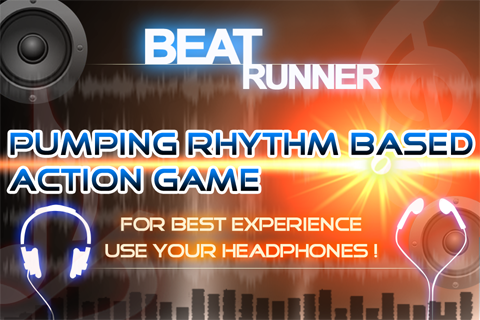 Beat Runner - NEW rhythm based action game-iphone4_screenshot1_480.png